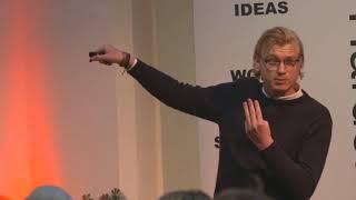 The promiss of open source evidence | Christiaan Triebert | TEDxHarderwijk