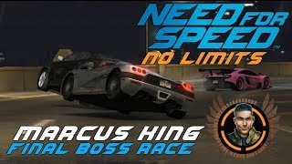 Final Boss Race Marcus King    Need for Speed No Limits    ADI Gamer
