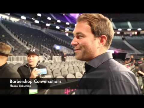 Eddie Hearn immediate reaction 2 Ward vs Kovalev|GGG vs Carl Froch n Anthony Joshua