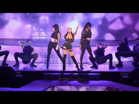 Bang Bang - Ariana Grande LIVE Honeymoon Tour MSG NY 3/21/15