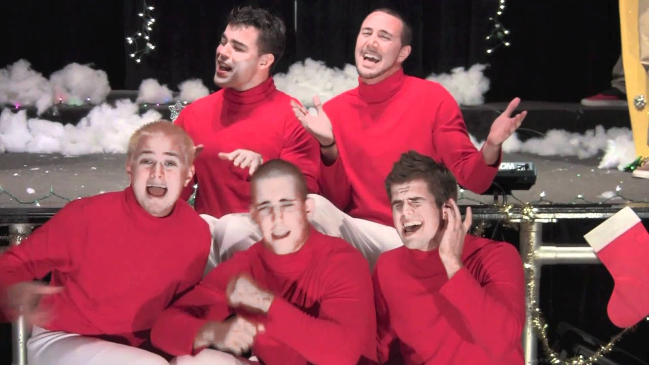 NSYNC - Merry Christmas, Happy Holidays - YouTube