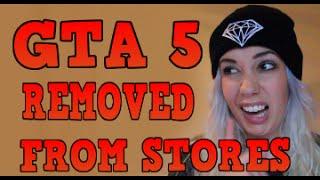 Gta 5 No Longer Sold In Australian Stores Target & Kmart