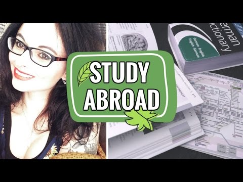 10 Essential Tips for Studying Abroad // Study Abroad Guide