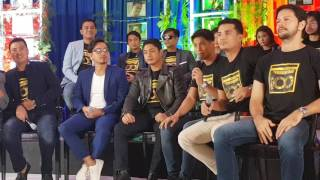 Coco Martin shares how he invited Lito Lapid, Jhong, Jestoni, Ejay, Aljur, etc to be part of FPJ AP