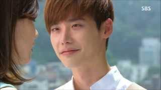 """Красивый поцелуй Чан Хе Сун и Пак Су Ха. Дорама """"Я слышу твой голос"""""""