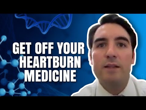 How to get off your heartburn medicine | Philip Oubre, MD Oubre Medical