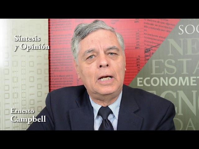 Ernesto Campbell (Convención Bancaria 82 y la cereza del pastel)