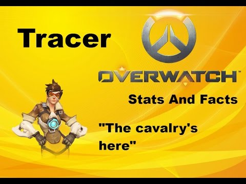 Overwatch stats and facts: Tracer