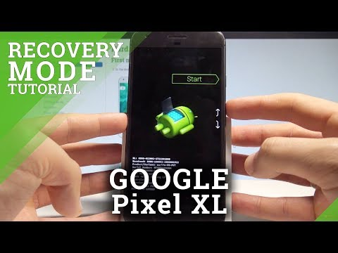Recovery Mode GOOGLE Pixel 2 - HardReset info