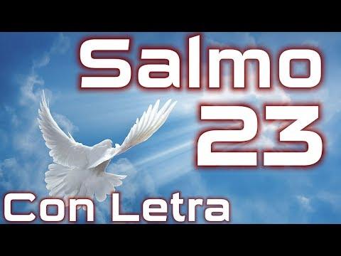 Salmo 23 - Jehová es mi pastor (con letra) HD.