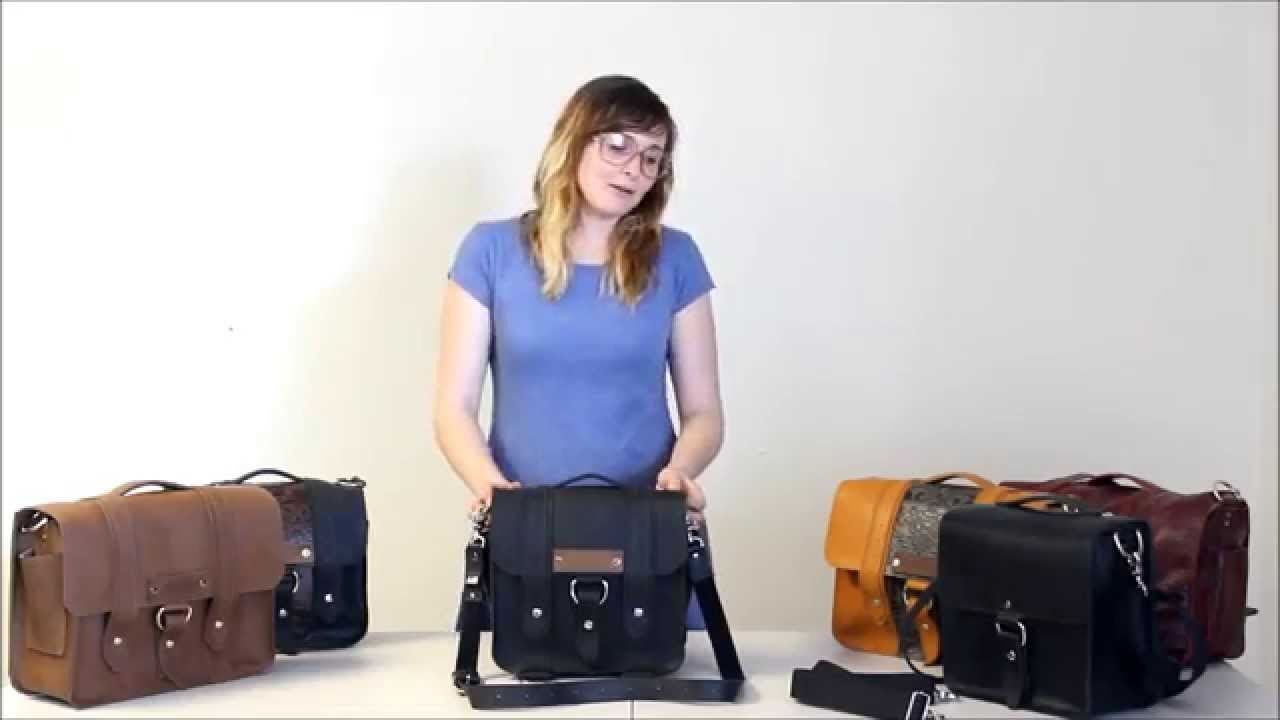 Turning your Copper River Bag into a Backpack - YouTube