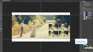 Создание свадебной фотокниги(Показана работа с плагином LAB2 для Photoshop CS6 по созданию разворота свадебной фотокниги., 2014-11-03T11:14:03.000Z)