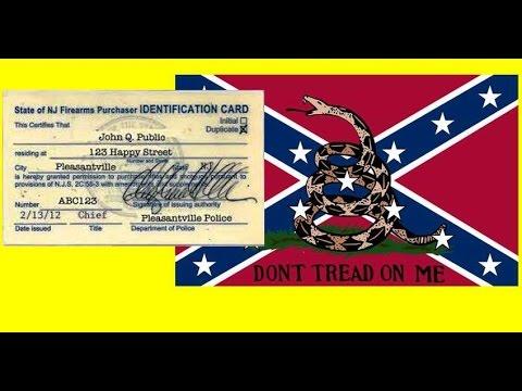 NJ GUN CONTROL & FIREARMS ID CARD, Why and How