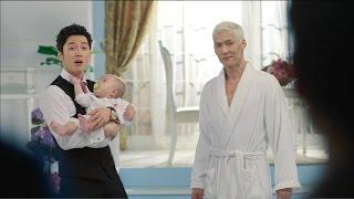【TVPP】Jang Hyuk - I'm Your Big Fan, 'god', 장혁 - 지오디 박준형 광고 촬…