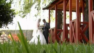 свадебный клип на природе 27 апреля 2012 год