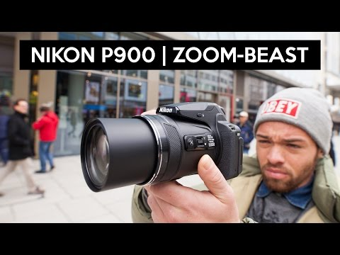 NIKON P900 | a real world review about the ZOOM-beast in Frankfurt am Main