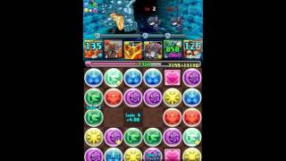 Puzzle & dragons ( frozen soil)