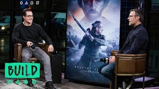 Alexander Dreymon Discusses Season 3 Of