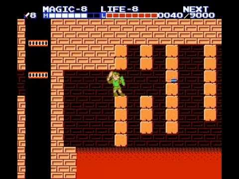Zelda II: Part 2 (Hard Patch/No Save State) - 48 - The Great Palace