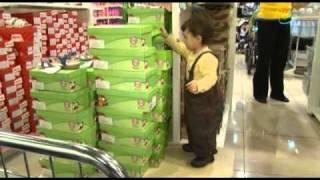видео Как выбрать обувь ребенку - все о покупке первой обуви ребенку