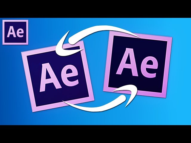 After Effects Copy composition to another After Effects Project - Importing Compositions ✔