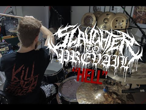 Slaughter To Prevail - Hell - Drum Cover