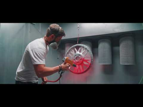 Blast Coatings Powder Coating | (4K)