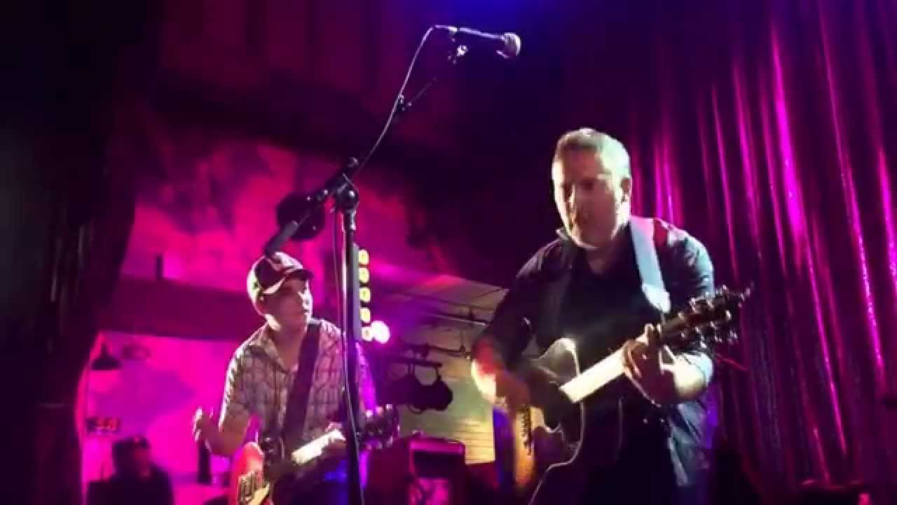 Ed Robertson Bnl And Son Hob Nola April 2015 Snippet Of