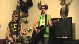 The Country Boy Song (Cover by Adam and Tyler ) AkA Hollerboys