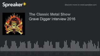 Grave Digger Interview 2016