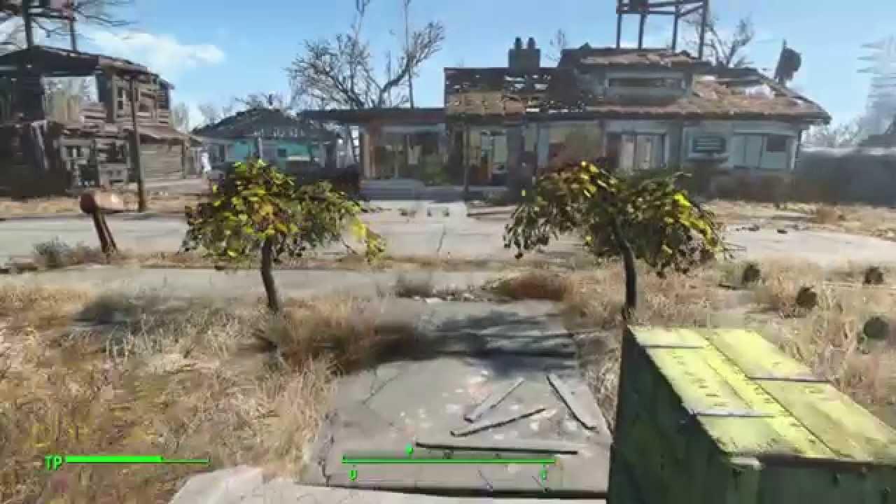 Fallout 4 Gewicht
