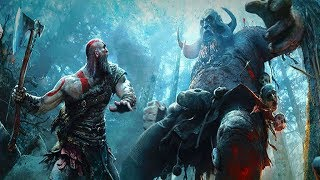 GOD OF WAR DO PS4: (MODO HARD) CLEITÃO NA AREA
