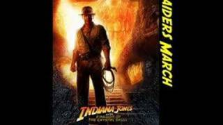 Kingdom of The Crystal Skull- Raiders March