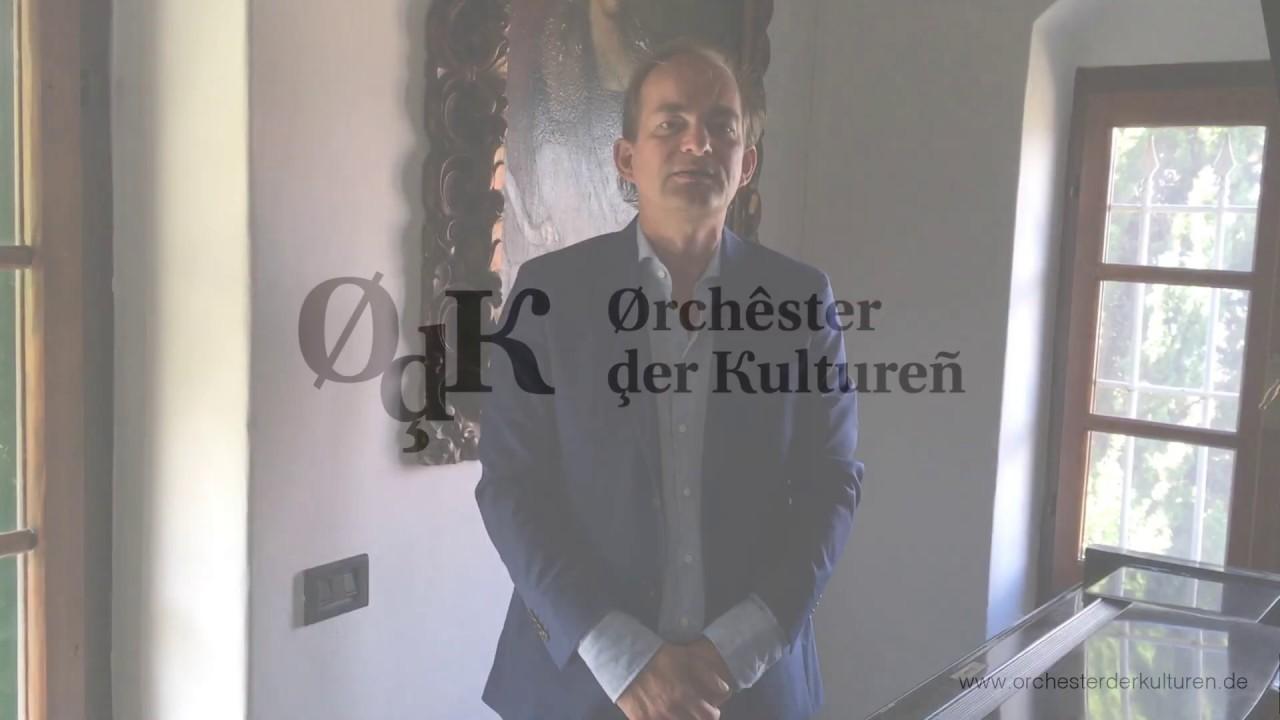 Orchester der Kulturen - Adrian Werum