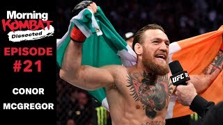 Conor McGregor Beat Cowboy Cerrone w/ Old & New Tricks | MORNING KOMBAT: DISSECTED | Ep 21