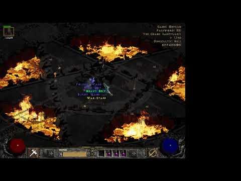 Diablo II Самые популярные места фарма