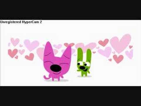Hoops and Yoyo I love you YouTube – Free Hoops and Yoyo Birthday Cards