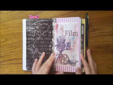 Travelers Notebook Set-Up | Foxy Fix Planner