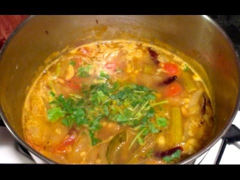 South indian sambar recipe in telugu