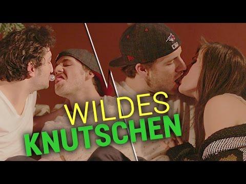 Wildes Knutschen