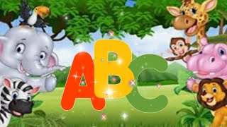 A to Z Alphabet Song   ABC song for kids,