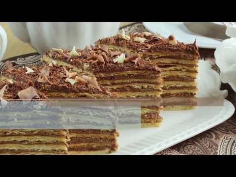 Торт «Микадо» армянский — классический рецепт/Меню недели - Простые вкусные домашние видео рецепты блюд