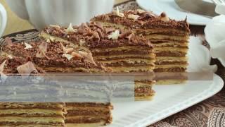 Торт «Микадо» армянский — классический рецепт/Меню недели