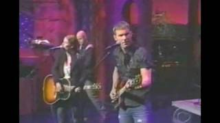 Kathleen Edwards - Late Night with David Letterman 2003