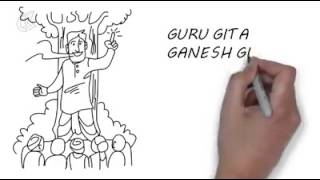 THE ART AND PICTURE VIDEO OF BHAGAVAD GITA