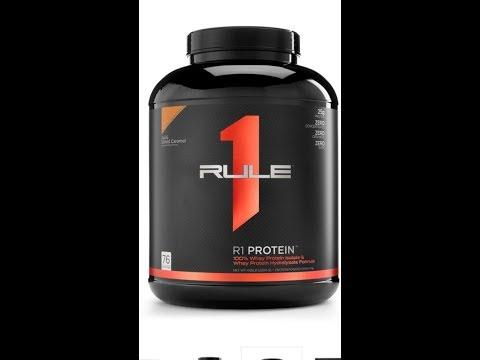 Rule 1 protein بروتين رول ون و الرد على قناة Iron speaks