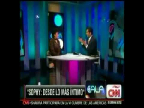 Sophy en CALA CNN en ESPANOL