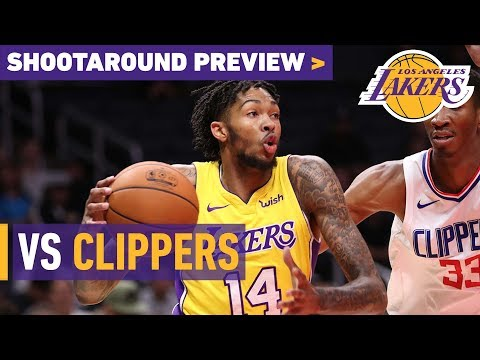 Shootaround Preview: Clippers (10/19/17)