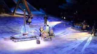 For the first time in forever  - Frozen Disney on Ice Live
