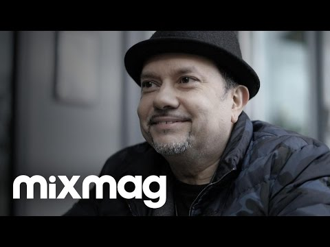 LOUIE VEGA talks NYC, Soul Clap and his legacy